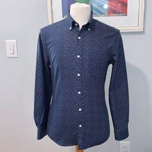 Charles Tyrwhitt Extra Slim Fit Non Iron Shirt. S
